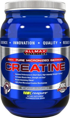 All Max Creatine Monohydrate
