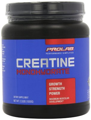 Creatine Monohydrate Powder by ProLab